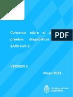 CONSENSO Diagnostico SARS CoV-2 3-05.Ultima.+G