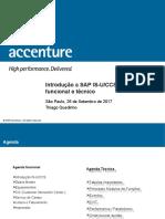 CCS - Overview Processo de Utilities