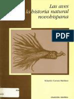 Las aves en la historia natural novohispana by Eduardo Corona Martínez (z-lib.org)