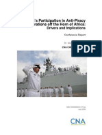 China Participation in Ati Piracy in HOA