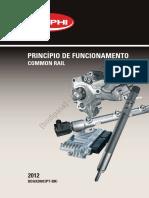 Princípio de Funcionamento - Common Rail