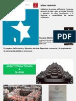 112601-20150316B El proyecto, la dirección y ejecución de obra - Gonzalo Martinez Sanchez