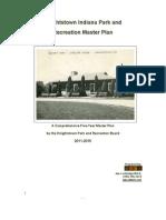 Knightsown Indiana Park & Recreation Master Plan 2011