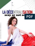 La Toile N°10 - Décentralisation et cantonales