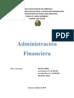 administracion financiera evolucion de finanza