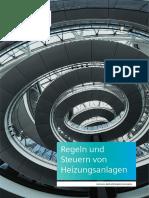 Regeln und Steuern Heizungstechnik Siemens