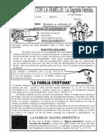 3.-.ENCUENTRO CON LA FAMILIA -Sagrada Familia