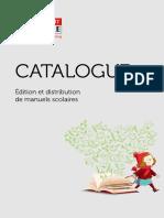 catalogue esprit du livres