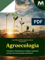 Agroecologia - Princípios e fundamentos ecológicos aplicados na busca (pdf).