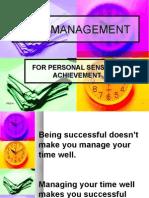 Time Management (final)