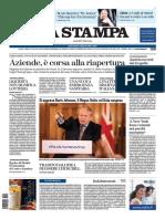 La Stampa Vercelli 7 Aprile 2020