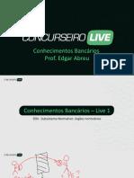 Live 1 - Sistema Financeiro Nacional - Comentado