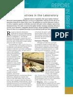Prudent Practices Report Brief