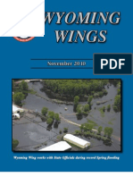 Wyoming Wings Magazine, November 2010