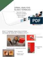 MEDEMET- Análisis térmico diferencial, teoría y entrenamiento
