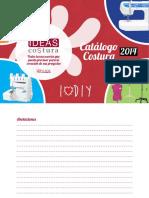 Catálogo Costura