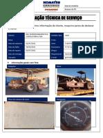Laudo Sistema Hidraulico Ca25 710b709 - Rdc Empreendimentos