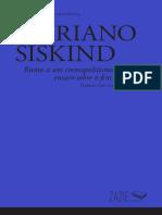 Mariano Siskind_Rumo a Um Cosmopolitismo Da Perda