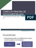 COMPLEJO PRINCIPAL DE HISTOCOMPATIBILIDAD resumeeenn