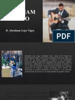 Dossier Abraham Lojo