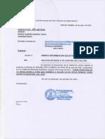 CARTA N° 027-2021-MDTP-SG
