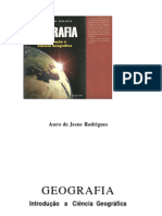 Geografia Introdução à Ciência Geográfica