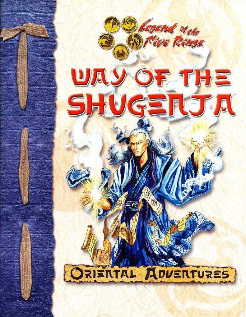 Way Of The Shugenja Legend Five Rings Tears Amaterasu Exp