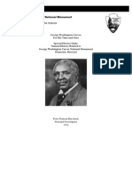 Special History Study  George  Washington Carver