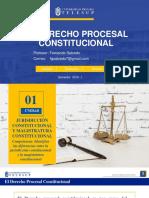 1ra Clase de Der Proc Constitucional