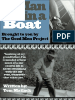 A Man In A Boat