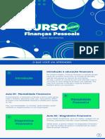 Curso Financas Pessoais Mobills