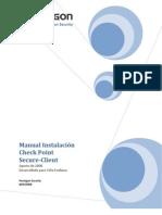 Manual Instalación Check Point Secure-Client