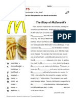 Restaurant - Mcdonalds