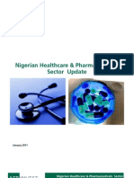 Afrinvest Pharmaceutical & Healthcare Sector Update