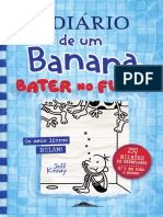 Diário de Um Banana 15 - Bater No Fundo