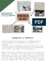 Venezuela de hoy en día 2021