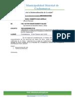 TDR- SERVICIO LIMPIEZA