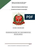 1.5 Vida Escolar - Manual Versão 2013