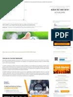 ISO 14001_ La importancia de la política ambiental