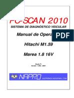 Manual de Injecao FIAT Hitachi M1.59