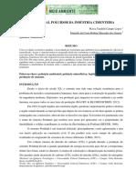 156. O POTENCIAL POLUIDOR DA INDÚSTRIA CIMENTEIRA