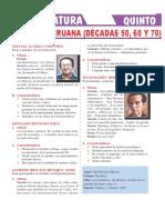 NARRATIVA PERUANA DECADA 50 - 70