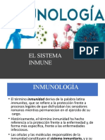12-03-2019 EL SISTEMA INMUNE