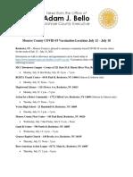 7.12.2021 Covid Clinics