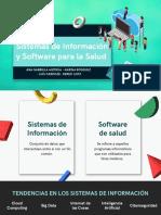 Tendencias Globales en Sistemas de Información y Software para la Salud