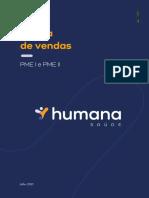 Tabela Vendas Humana MA - PME I - JULHO 2021