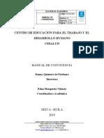 Manual de convivencia 2020-Versión 1.0 final (2)