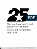 National Aeronautics and Space Administration Twenty-Fifth Anniversary, 1958-1983
