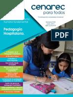 Revista Cenarec Para Todos i 2017 Pedagogc3ada Hospitalaria