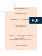Carnes Frias Italia